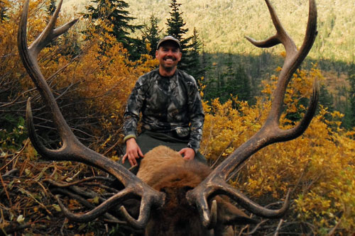Rocky Mountain Elk Hunts